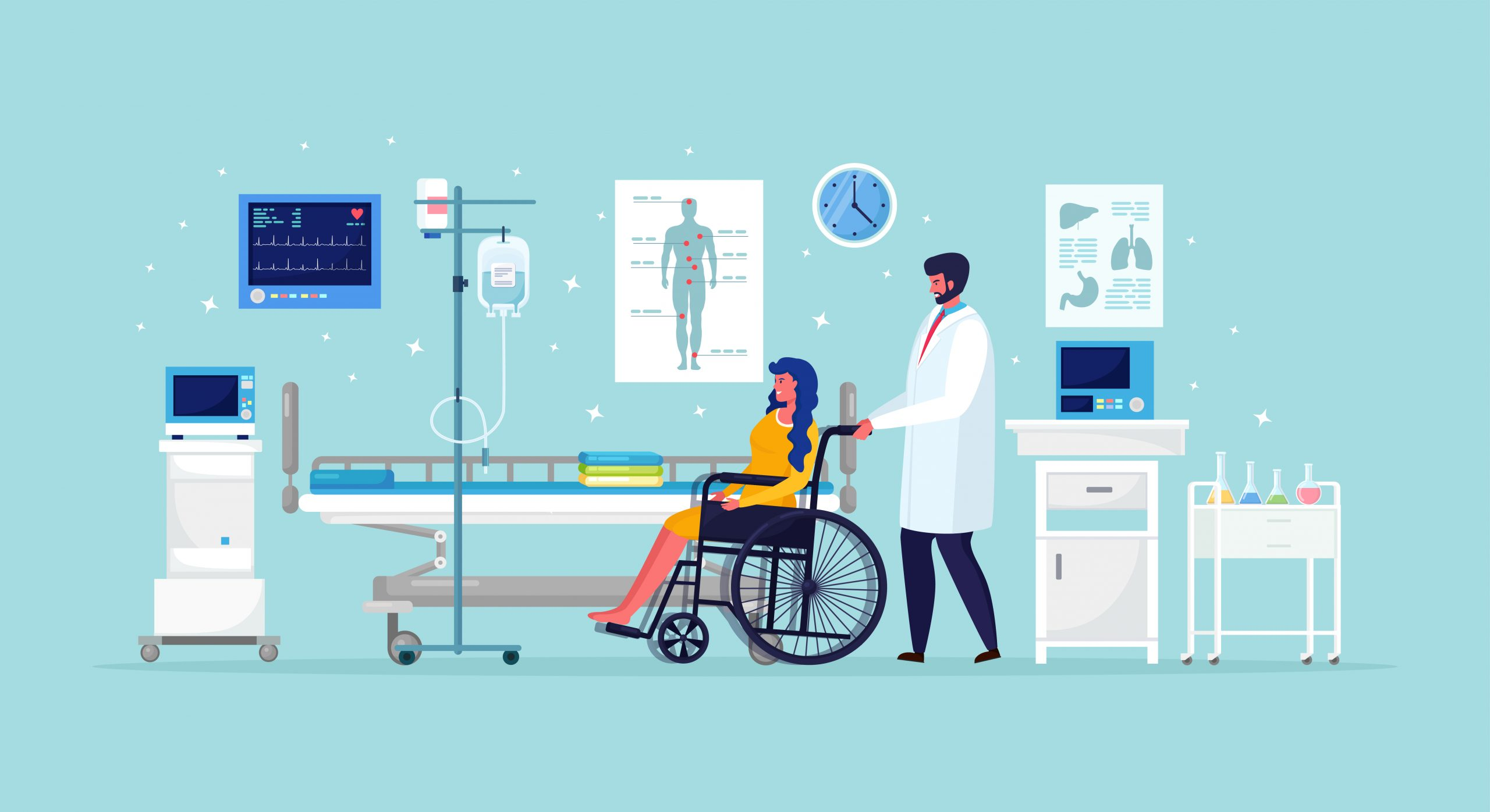 multiple healthcare services